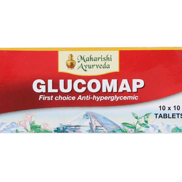 buy Glucomap Anti -Hyperglycemic Capsules in Delhi,India