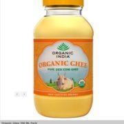 buy Organic India Cow Ghee in Delhi,India