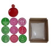 buy Rangoli Kit – (9 Stencil) in Delhi,India