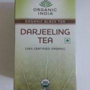 buy Organic India Darjeeling Black Tea Bags in Delhi,India