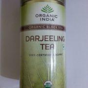 buy Organic India Darjeeling Tea 100g tin in Delhi,India