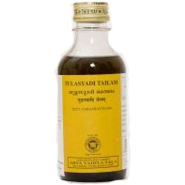 buy Arya Vaidya Sala Tulasyadi Tailam 200 ml in Delhi,India