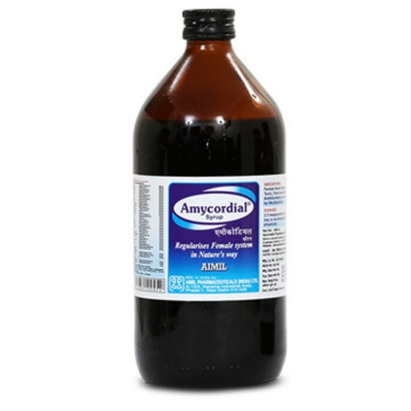 buy Aimil Amycordial Syrup in Delhi,India