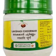 buy Vaidyaratnam Lakshadi Choornam/Powder in Delhi,India