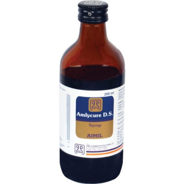 buy Aimil Amlycure D.S. Syrup in Delhi,India
