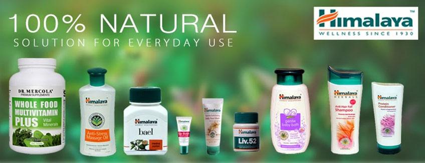 Buy Himalya Products