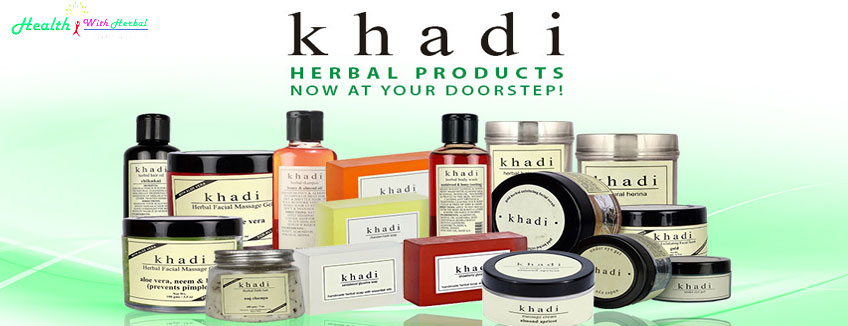 Online Shop for khadi Herbal products in India