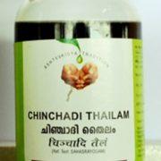 buy Vaidyaratnam Chinchadi Thailam in Delhi,India