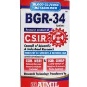 buy Aimil BGR-34 Tablets in Delhi,India