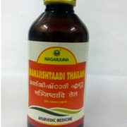 buy Nagarjuna Herbal Manjjishtaadi Thailam in Delhi,India