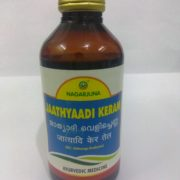 buy Nagarjuna Herbal Jaathyaadi Keram/Thailam in Delhi,India