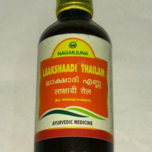 buy Nagarjuna Herbal Laakshaadi Thailam in Delhi,India