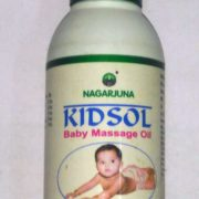 buy Nagarjuna Herbal Kidsol Baby Massage oil in Delhi,India