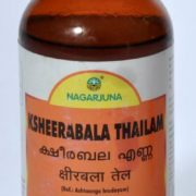 buy Nagarjuna Ksheerabala Thailam in Delhi,India