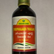 buy Nagarjuna Herbal Thriphalaadi/Thriphaladi Thailam in Delhi,India