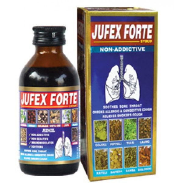 buy Aimil Jufex Forte Syrup 100ml in Delhi,India