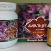 buy Nagarjuna Amruth Jeevan Rasayan Lehyam & Tablet in Delhi,India