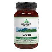 buy Organic India Neem Capsules in Delhi,India