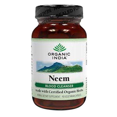 buy Organic India Neem Capsules in Delhi,India