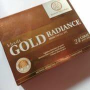 buy Khadi Natural Gold Radiance Facial Professional Kit in Delhi,India
