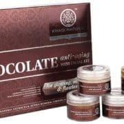 buy Khadi Chocolate Anti-Aging Mini Facial Kit in Delhi,India