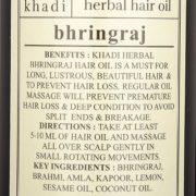 buy Khadi Natural Bhringraj Hair Oil 210ml in Delhi,India
