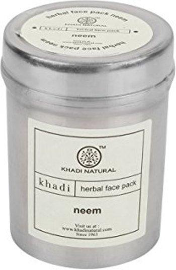 buy Khadi Natural Neem Face Pack 50g in Delhi,India