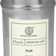 buy Khadi Natural Fruit Herbal Face Pack in Delhi,India