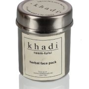 buy Khadi Natural Neem-Tulsi Face Pack 50g in Delhi,India