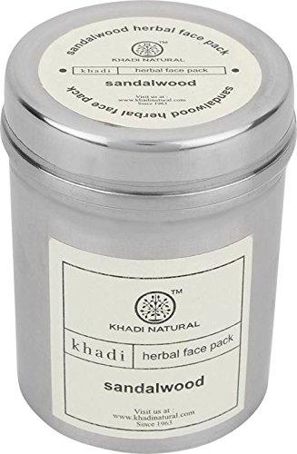 buy Khadi Natural Sandalwood Face Pack 50g in Delhi,India