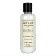 buy Khadi Natural Cucumber & Aloevera Cleansing Milk Cream with Sheabutter in Delhi,India