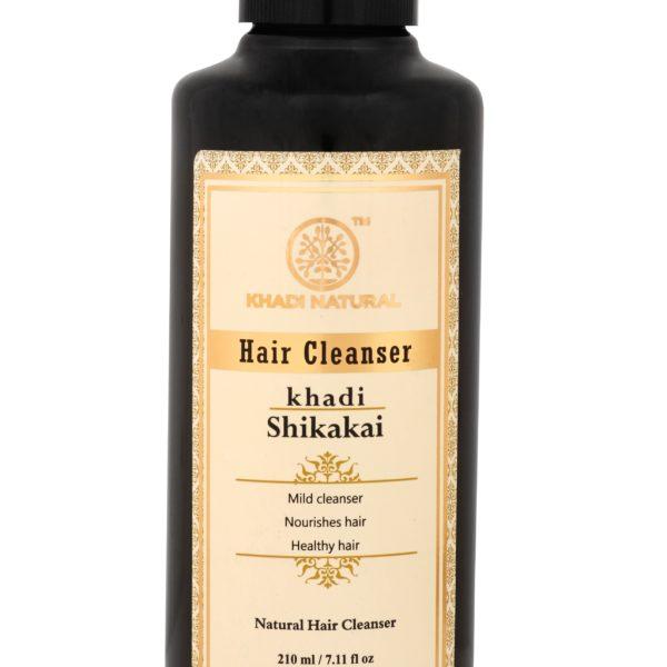 buy Khadi Natural Shikakai Shampoo 210 ml in Delhi,India