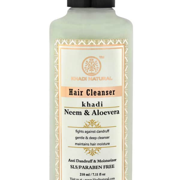 buy Neem & Aloevera Herbal Shampoo- SLS/Paraben Free in Delhi,India