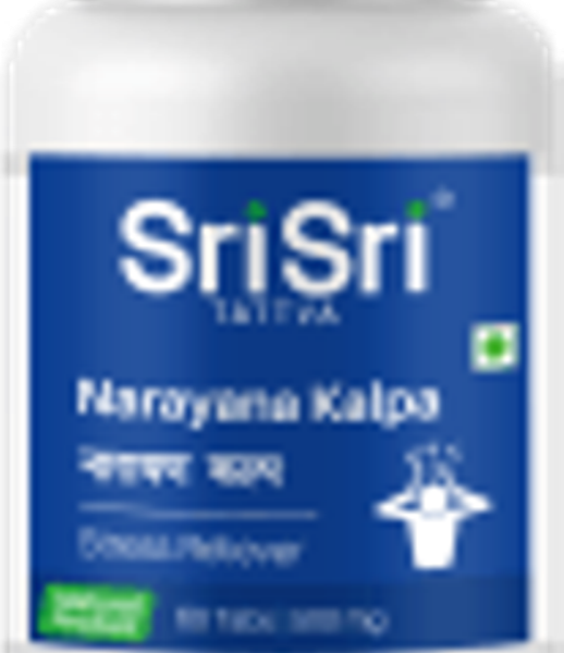 buy Sri Sri Tattva Narayana Kalpa Tablets in Delhi,India