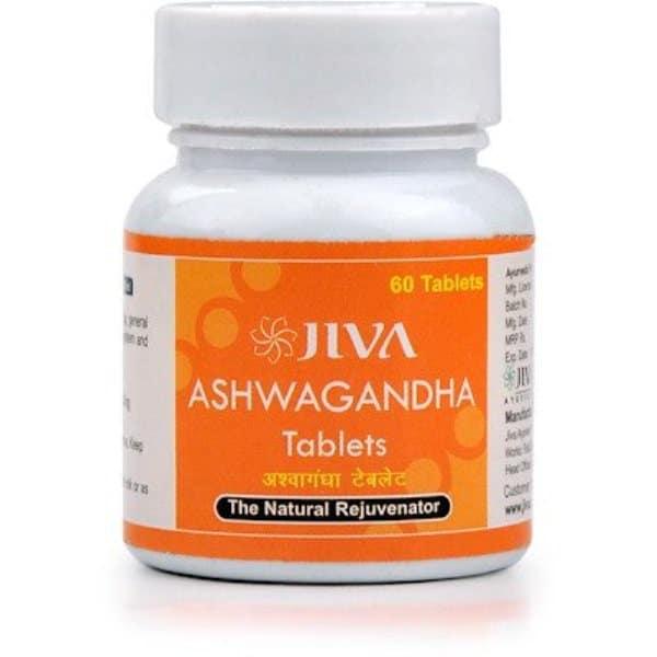 buy Jiva Ayurvedic Ashwagandha Tablets in Delhi,India