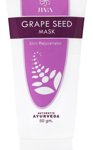 buy Jiva Ayurveda Grape Seed Mask in Delhi,India