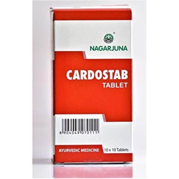 buy Nagarjuna Cardostab Tablets in Delhi,India