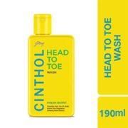 buy Godrej Cinthol Fresh Burst Head to Toe Shower Gel in Delhi,India