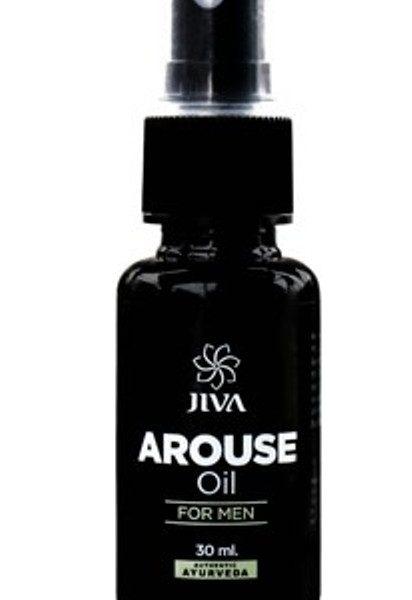 buy Jiva Ayurveda Arouse Oil For Men in Delhi,India